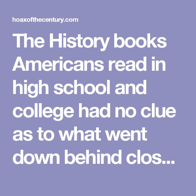 The History books Americans read in high school and college had no clue as to what went down behind closed doors beginning in the early 1930's when Nazi Germany spies infiltrated Wall Street via Hitler's Bank and financied Nazi Germany to the tune of millions of dollars. Companies like Standard Oil of New Jersey provided oil products to both sides.  Only recently in the National Archives, thanks to Journalist John Buchanon, documents were uncovered that the father of the first Bush was…