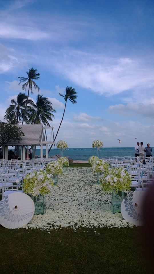 Simon & Juliet's wedding at YL Residence