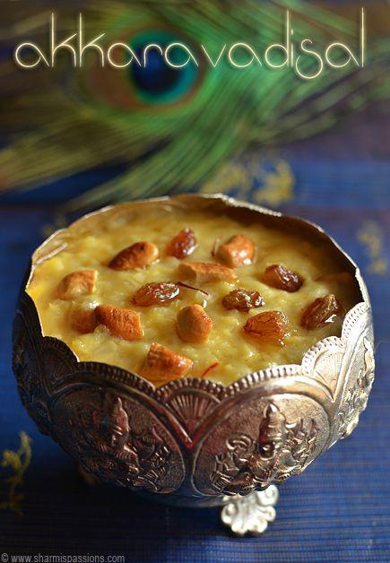 Akkaravadisal Recipe(with jaggery)