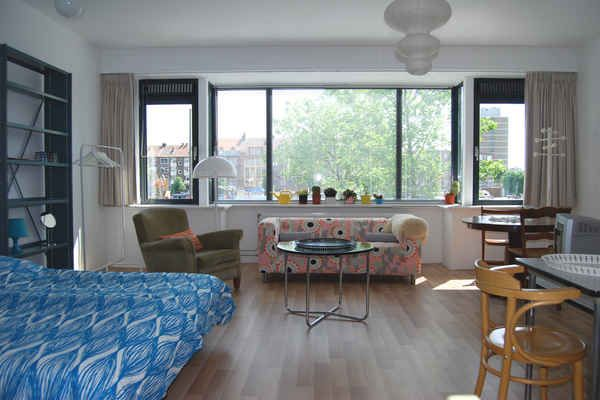 Room With Panoramic Waterfront View - Rochussenstraat, Rotterdam