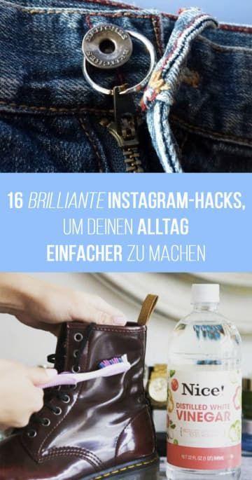 16 geniale Klamotten-Tricks von Instagram, die wirklich idiotensicher sind