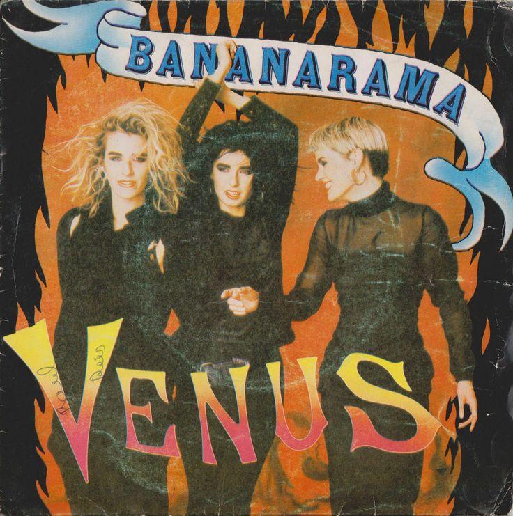 BANANARAMA Venus 1986 Portugal Issue Rare 7 45 Vinyl Single Record 80s 8860567