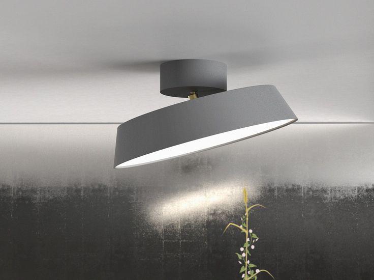 </br> <b>Tekniske spesifikasjoner:</b> <li>Farge: Grå</li> <li>Materiale: metall/plastikk <li>Lyskilde: Inkludert 12W LED</li> <li>Fatning: LED Modul</li> <li>Max watt: 12 W</li> <li>Klasse: Jord (Lampen har jordterminal og skal derfor tilsluttes i