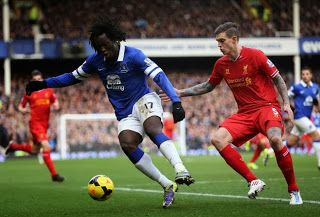 Hasil Pertandingan Liga Inggris Everton vs Liverpool,Lukaku cetak 2 Gol
