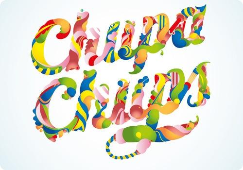 Chupa Chups by Clémentine Derodit & Mathieu Quiblier, via Behance
