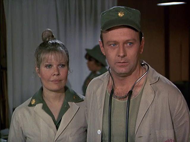 M*A*S*H: Season 2, Episode 15 Officers Only (22 Dec. 1973) Mash, 4077, Hot Lips, Loretta Swit , Major Margaret Houlihan , Major Frank Burns, Larry Linville,