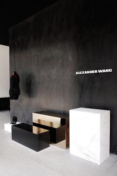 Alexander Wang store in Beijing