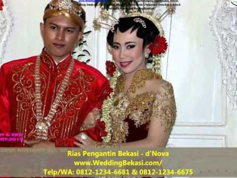 0812-1234-6681(Tel)-Video Rias Pengantin Bekasi-Foto Pengantin Wedding B...