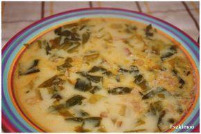 Salátaleves - Eszkimoo a konyhában