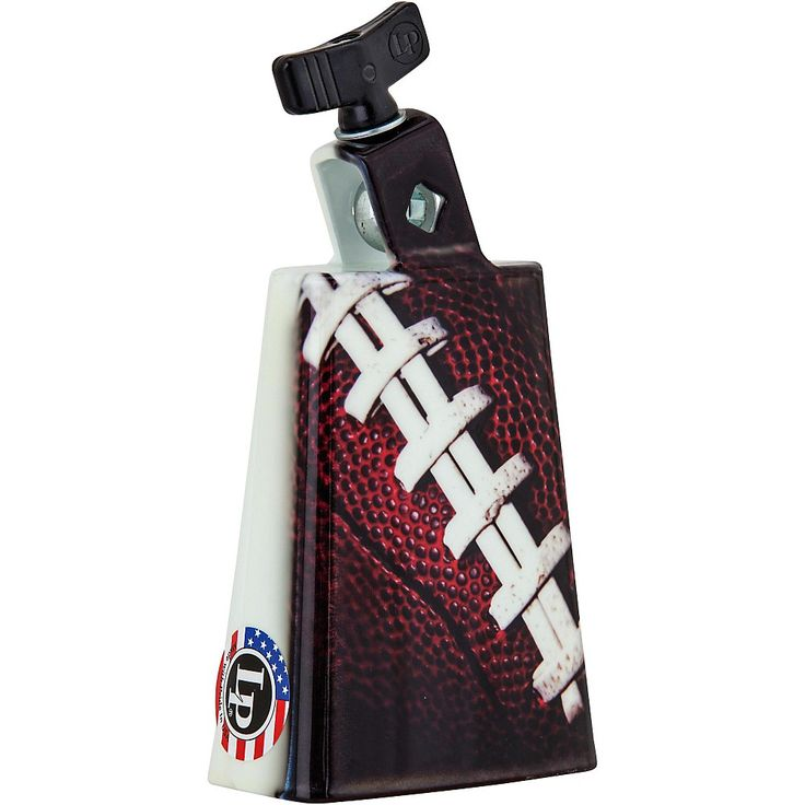 LP Collectabells Football Cowbell 5 in.