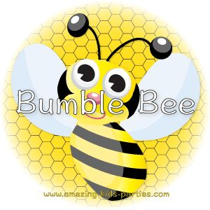 Bee Party Ideas and Free Birthday Printables