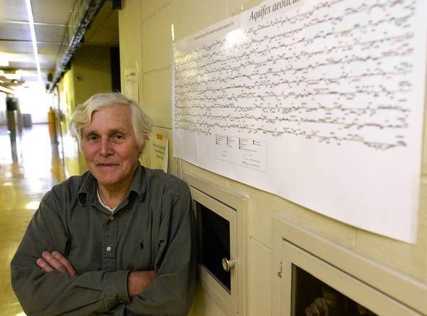Carl Woese | Carl R. Woese Institute for Genomic Biology