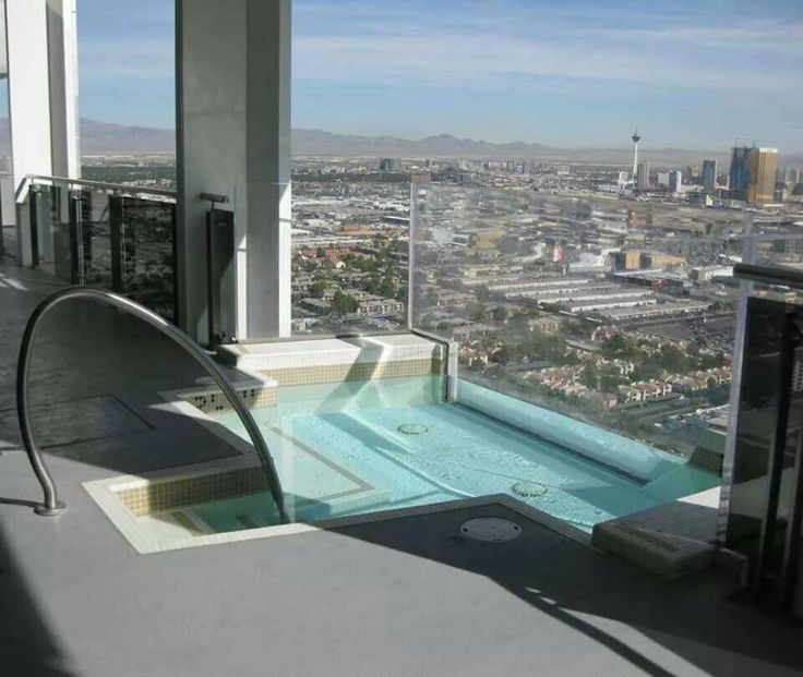overlooking the city luxury swimming pool expensive rich infinity glass see through view. Black Bedroom Furniture Sets. Home Design Ideas