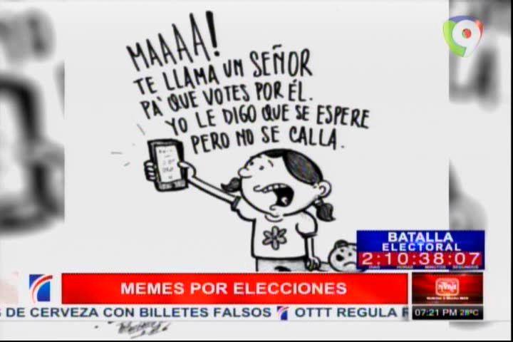 Las Redes Sociales Reinan Los Memes Por Las Elecciones