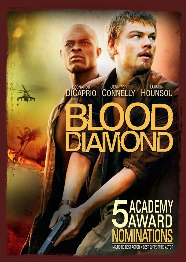 blood diamond real