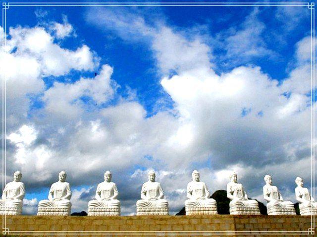 Paz no Mosteiro Zen Budista