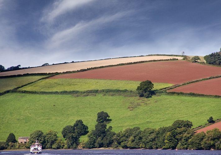 The River Dart - South Devon AONB