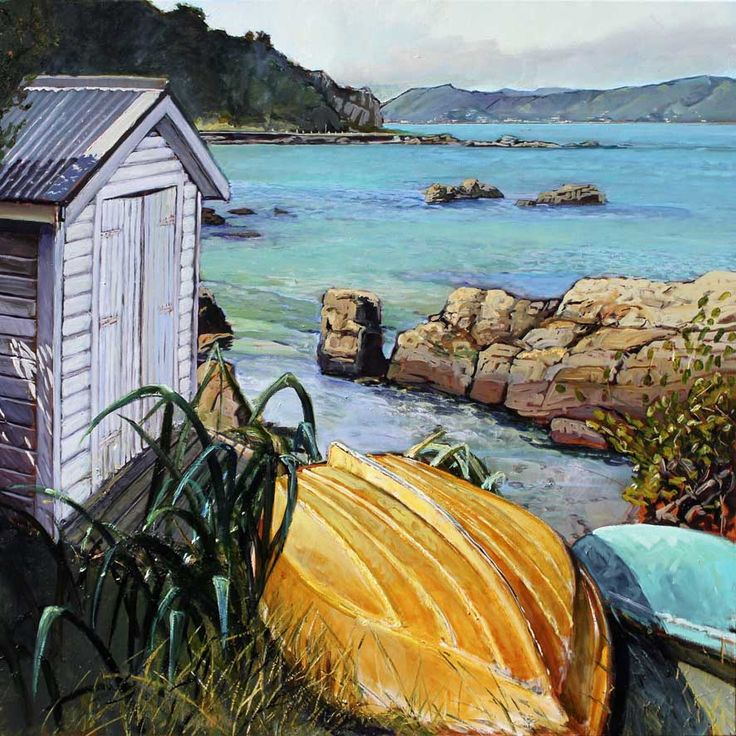 Scorching Bay by Michael McCormick from Wellington ,NZ