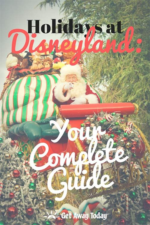 Expect longer, brighter, and bigger Holidays at Disneyland 2016! The official dates for the celebration were recently released and the Merriest Place on Earth can be experienced from November 10, 2016 - January...