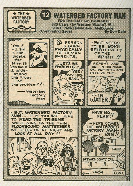 Wasserbett comic  123 best Don Cole Cartoons images on Pinterest | Zeichentrickfilme ...