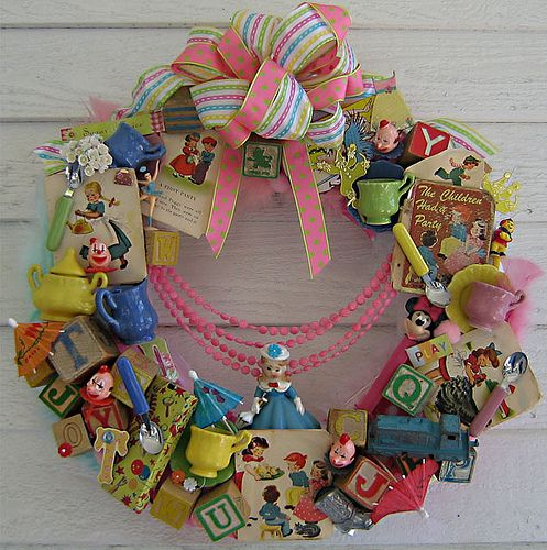 @Joan Cunnings another adorable wreath