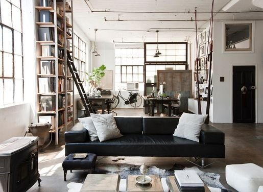 Worldly Wednesday: Industrial interior, yay or nay? - Houzz