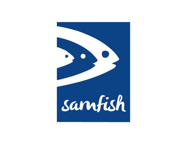 Samfish logo tasarımı