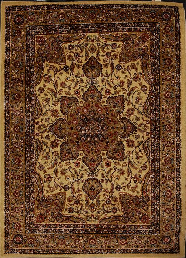 sand beige oriental carpet 5 x 8 persian area rug 83 actual 5u0027 2 - Area Carpets
