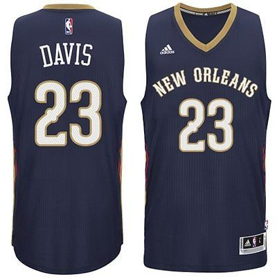 New #orleans pelicans anthony davis nba basketball #jersey 2015 / usa #lebron jam, View more on the LINK: http://www.zeppy.io/product/gb/2/262260342992/