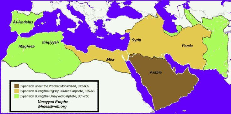 http://www.mideastweb.org/Middle-East-Encyclopedia/umayyad.htm