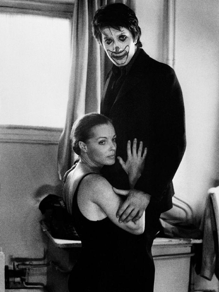Jacques Dutronc et Romy Schneider dans L'important c'est d'aimer (1975).