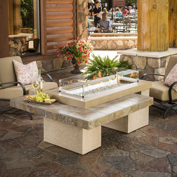 Vintage Gas Fire Pit Table In 2020 Gas Fire Table Fire Pit Table Gas Fire Pit Table