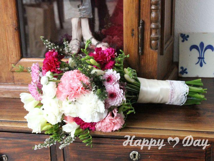 A bridal bouquet...