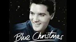 elvis presley blue christmas - YouTube