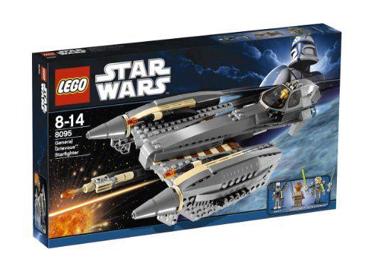 LEGO Star Wars 8095 -  General Grievous' Starfighter