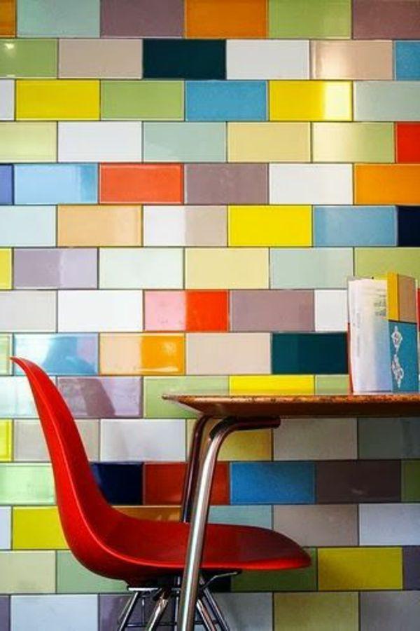 Las 25+ mejores ideas sobre Wandfliesen verlegen en Pinterest - wandfliesen für küche