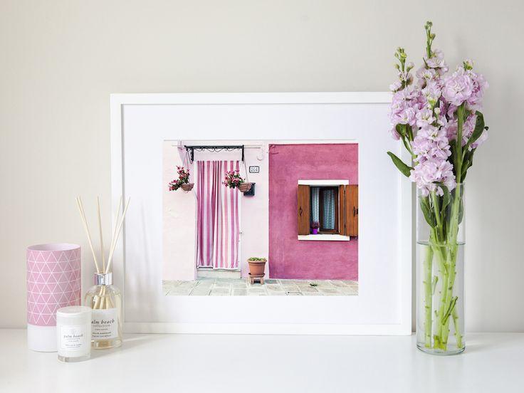 The Lens and I Cotton Candy Travel Print, Art, Art Prints, Prints, Home Decor, Homewares, Interior Decor, Homewares Online, Soy Candles, Soy, Cushions