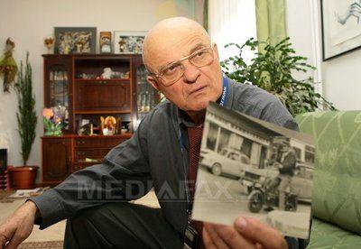 Iustin Capră, inventatorul rucsacului zburător, a murit la 81 de ani - EXPUNERE.COM   Adevărul Despre România