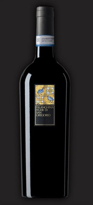 FALANGHINA DOC WHITE WINE - FEUDI DI SAN GREGORIO  In Sannio, since Roman Grapes were grown by the method of Falanga. Hence the name Falanghina.