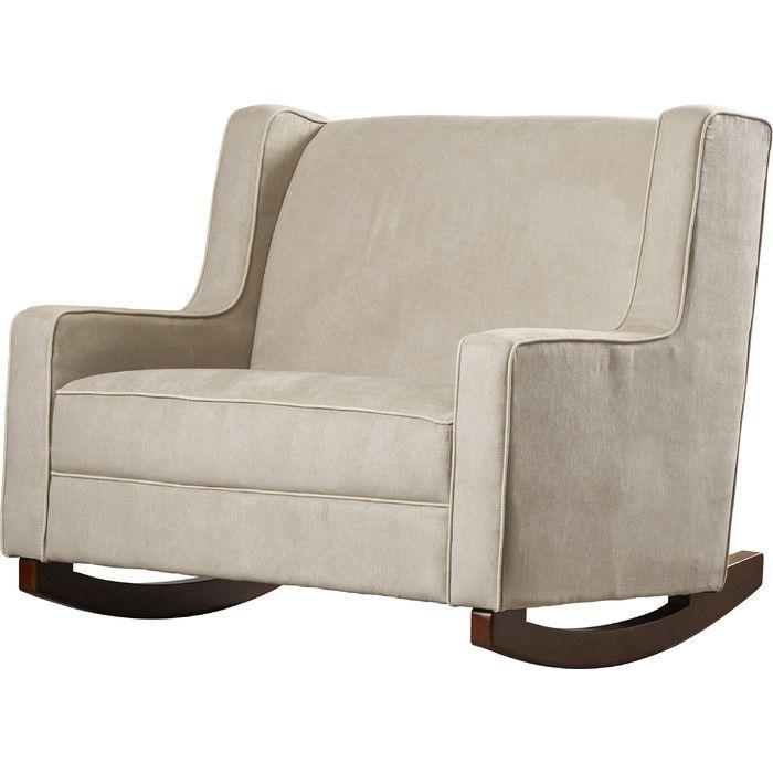 Best 25+ Double rocking chair ideas on Pinterest | Rocking ...