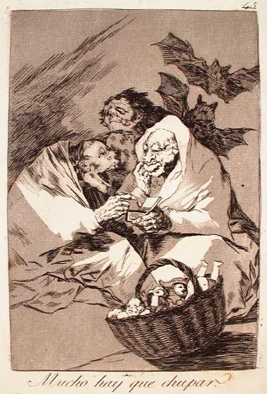 Goya ~Repinned Via Christophe Calame