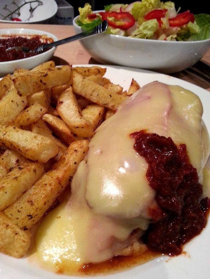 Slimming World Delights: Hunters Chicken (Extra Easy - 2.5)