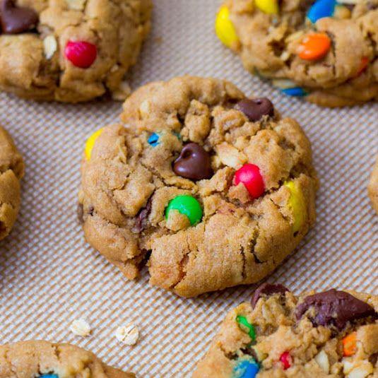 World s best monster cookie recipe