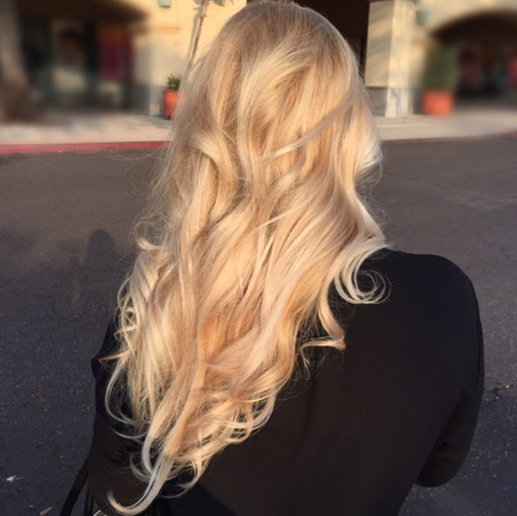 Cool Buttery Blonde