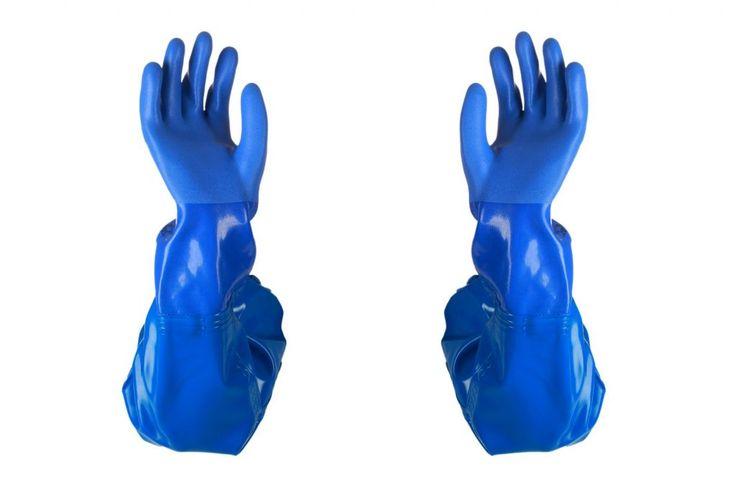 NARĘKAWKI WODOOCHRONNE Z WGRZANĄ REKAWICĄ model 043-1  Narękawki wodoochronne wykonane z bardzo wytrzymałej tkaniny Opalo. Tkanina ta charakteryzuje się wysoką odpornością na słoną wodę, tłuszcze, enzymy i soki trawienne. Produkt dedykowany jest szczególnie pracownikom wykonującym wszelkie prace rybackie, chroniąc ich dłonie i przedramienia. Stanowi uzupełnienie fartucha przedniego.