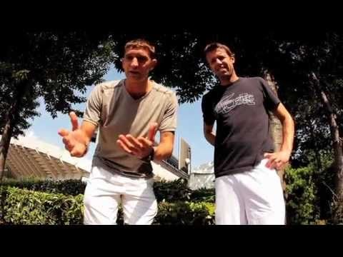 2011 & 2012 Roland Garros Doubles Champs Max Mirnyi & Daniel Nestor know how to keep control