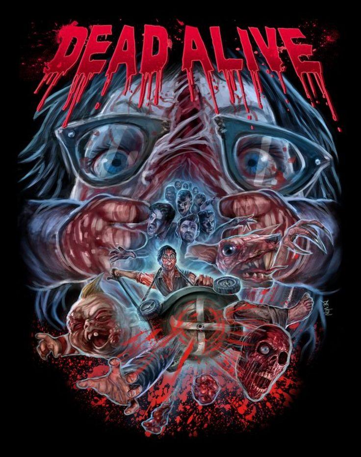 'Braindead' aka 'Dead Alive' design by @cavitycolors and Devon Whitehead aka Devon Draws