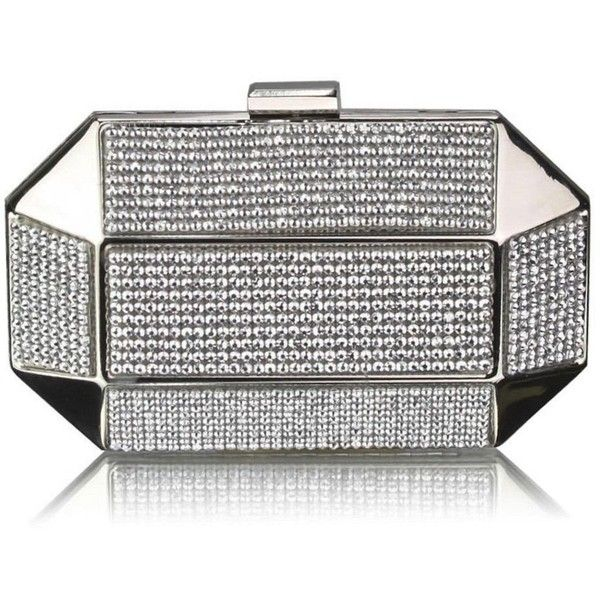 Art Deco 1920s Silver Clutch Bag (2.610 RUB) ❤ liked on Polyvore featuring bags, handbags, clutches, evening clutches, prom purses, vintage evening handbags, vintage handbags and art deco clutches