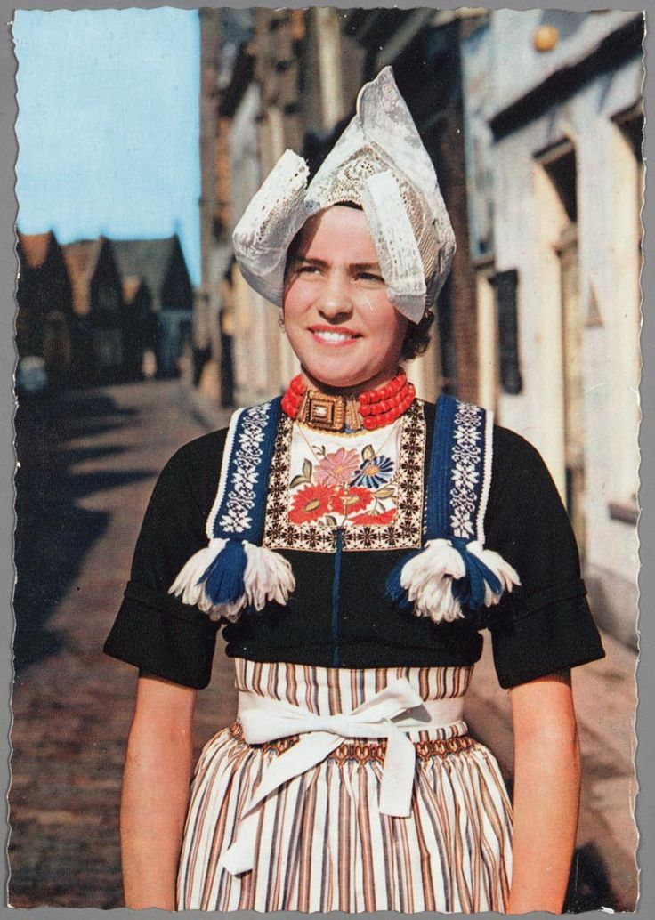 """You can go to Volendam and get dressed up in Dutch costume and have your photos taken.  One of the favorite """"tourist"""" things that almost everyone takes advantage of."""