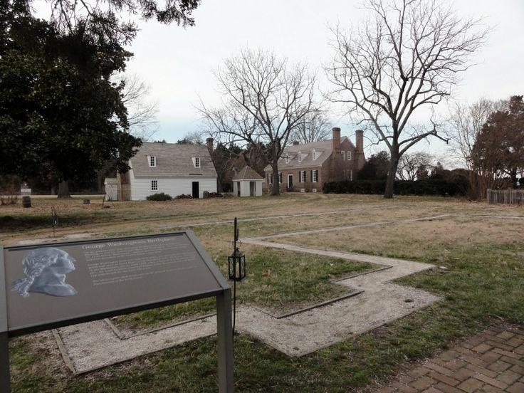 george washington's birthplace virginia | Visiting George Washington's Birthplace